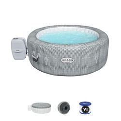 Genuine BESTWAY LAY Z SPA Cancun gonflable Couvercle partie seulement aucune couverture NEUF