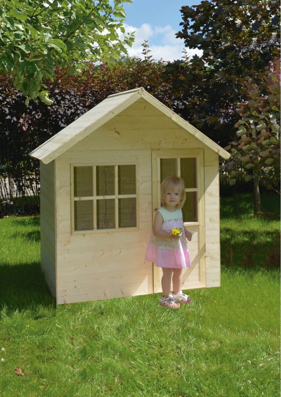 Outdoor Toys Hideaway House 120x89x147